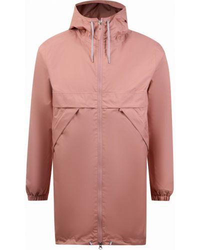 Повседневная розовая куртка из плащевки Helly Hansen