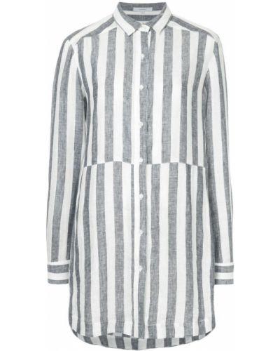 Платье платье-рубашка в полоску Venroy