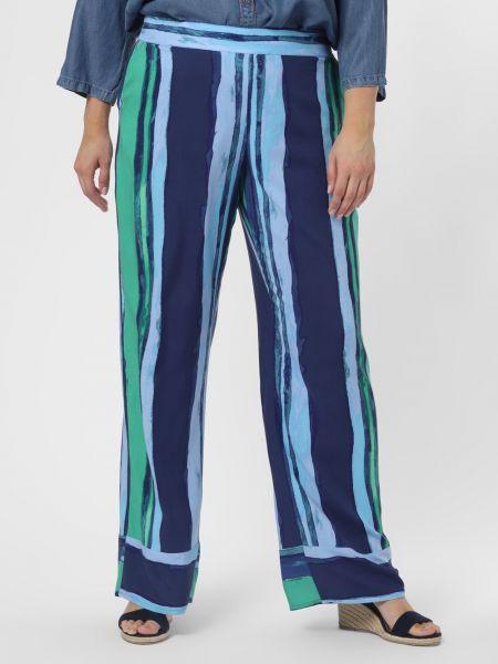Niebieskie spodnie Samoon