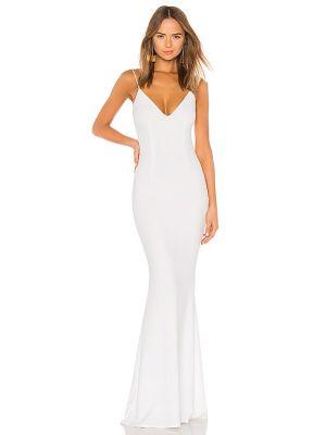 Beżowa sukienka na wesele Katie May