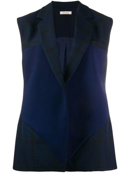 Куртка в клетку прямая Nina Ricci
