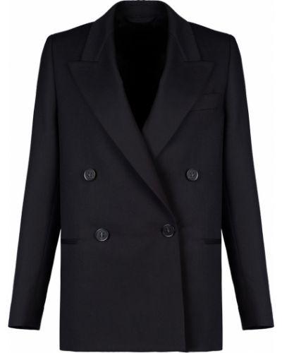 Пиджак черный шерстяной Acne Studios