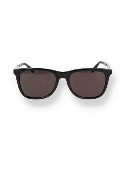 Czarne okulary Montblanc