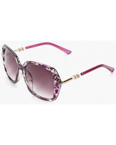 Солнцезащитные очки фиолетовый Vitacci