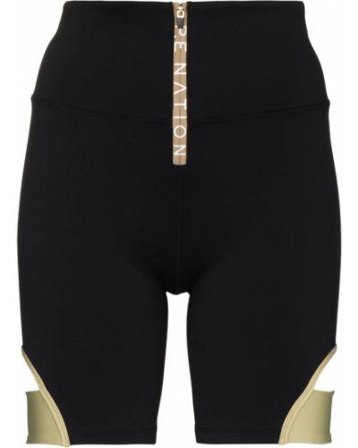 Черные брюки с принтом P.e Nation