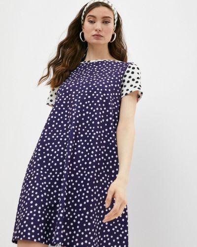 Платье - синее Max&co