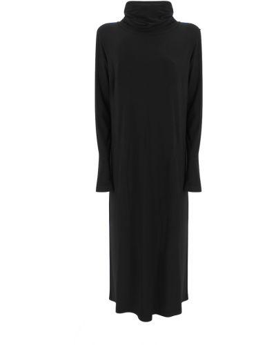 Czarna sukienka Sportmax