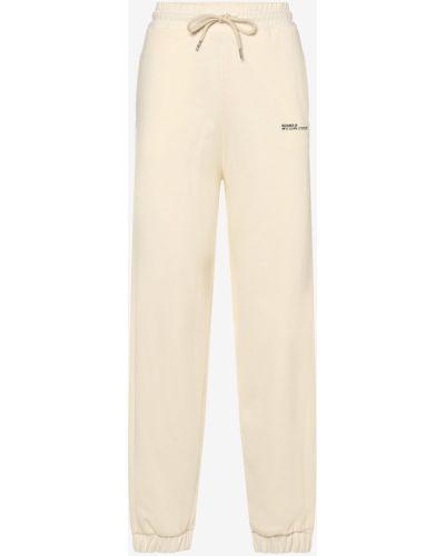 Spodnie dresowe - białe Set