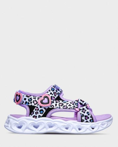 Повседневные текстильные сандалии Skechers