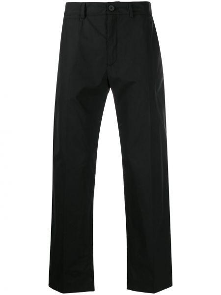 Spodnie czarne Mcq Alexander Mcqueen