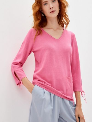 Пуловер - розовый Passioni