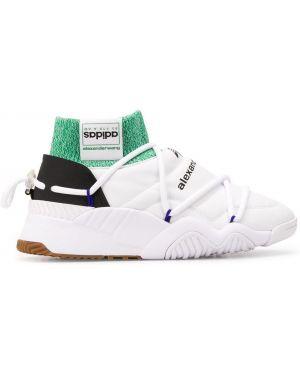 Слипы - белые Adidas Originals By Alexander Wang
