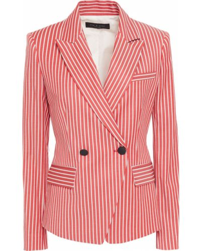 Хлопковая ватная куртка двубортная Rag & Bone