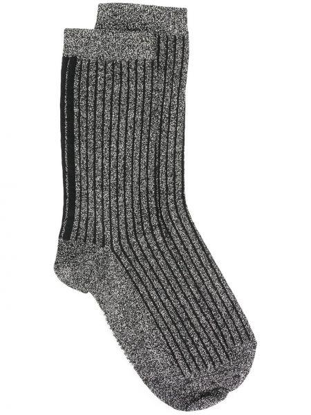 Черные носки из вискозы без застежки Isabel Marant