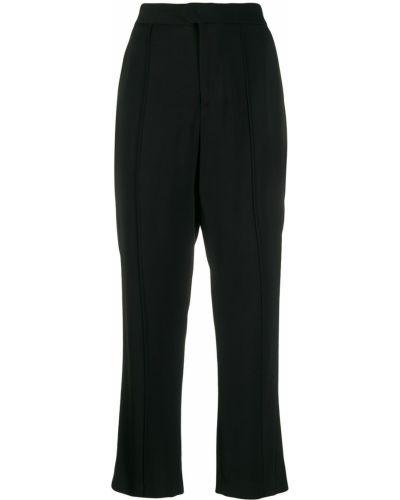 Укороченные брюки брюки-хулиганы дудочки Yang Li