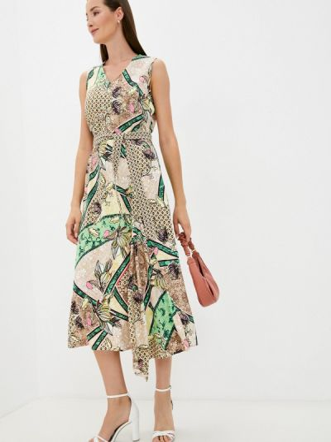 Разноцветное платье Gerry Weber