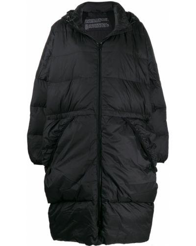 Коралловое стеганое пальто Rundholz Black Label