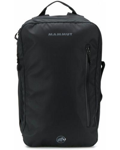 Черный рюкзак спортивный Mammut Delta X