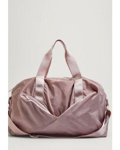 Розовая спортивная сумка Oysho