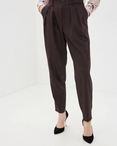 Повседневные коричневые брюки Gregory