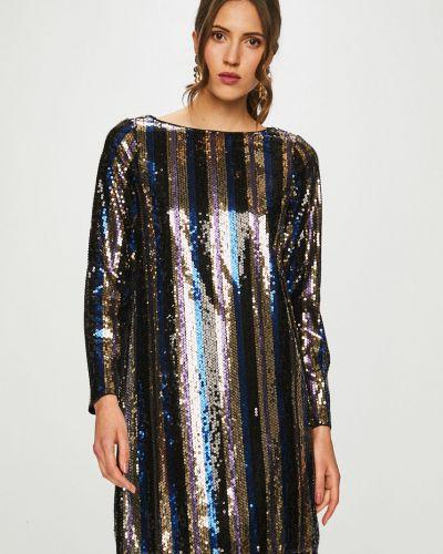 Платье мини с пайетками прямое Vero Moda