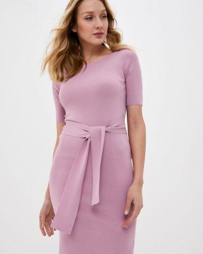 Розовое джинсовое платье Guess Jeans
