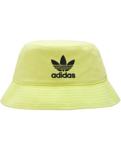 Шапка - желтая Adidas Originals