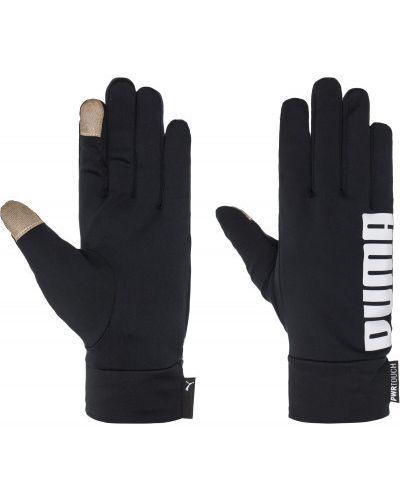 Перчатки с манжетами спортивные Puma