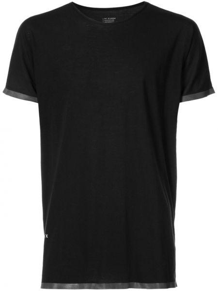 Черная футболка Siki Im