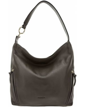 Кожаная сумка вместительный Fabretti