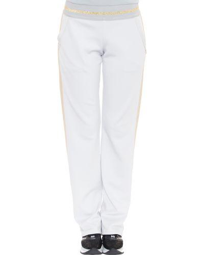 Спортивные брюки серые Patrizia Pepe