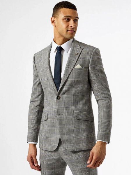 Пиджак - серый Burton Menswear London