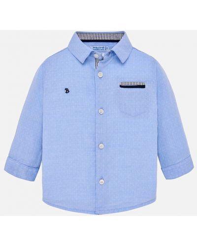 Рубашка с узором декоративный Mayoral