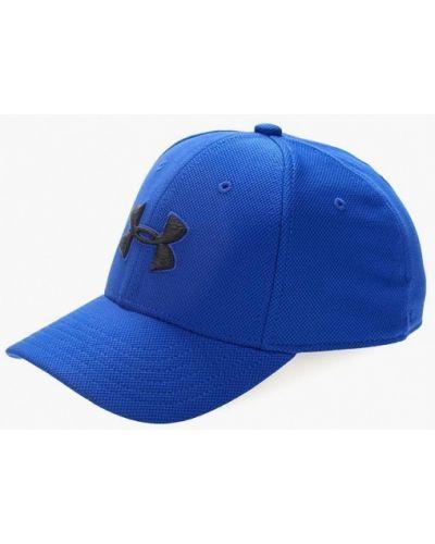 Синяя бейсболка Under Armour