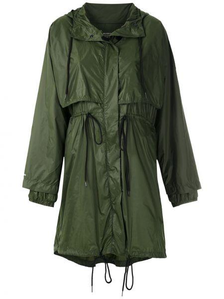 Зеленое пальто Osklen