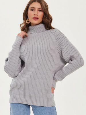 Серый свитер Moru