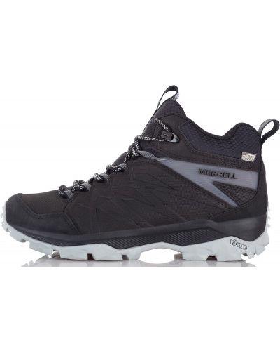 Кожаные сапоги на шнуровке непромокаемые Merrell