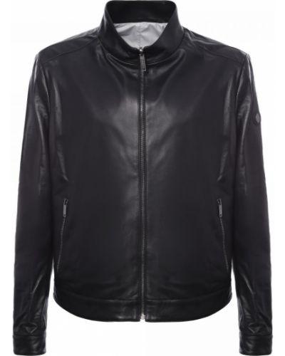Кожаная куртка Baldinini
