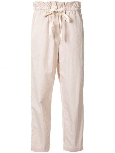Укороченные брюки с поясом Venroy