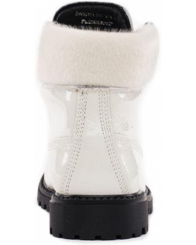 Ботинки - белые Lumberjack