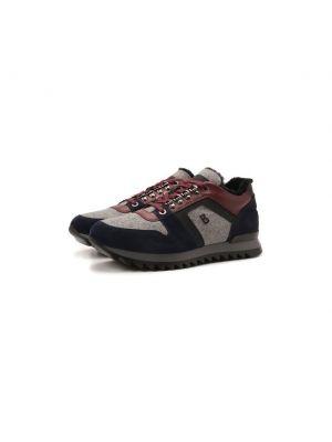 Разноцветные кроссовки Bogner