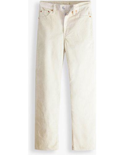 Широкие джинсы - желтые Levi's®