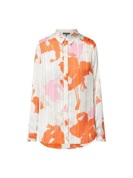 Bluzka w paski - pomarańczowa Ilse Jacobsen