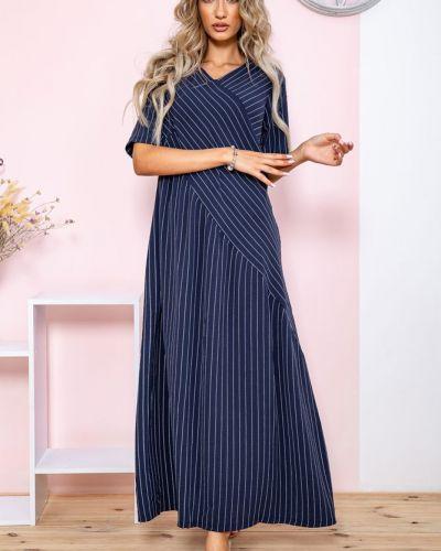 Платье - синее Van Gils