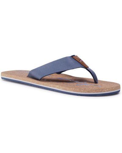 Plaża szary sandały Tommy Hilfiger