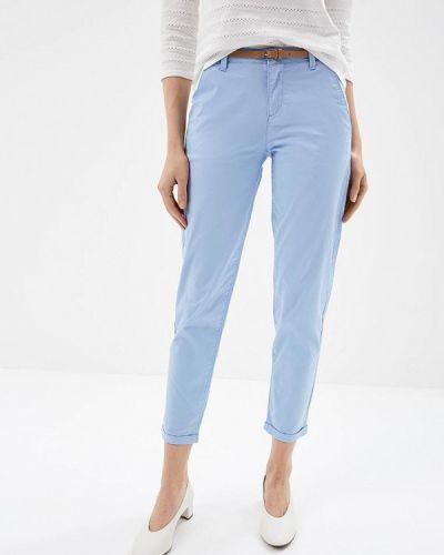 Голубые брюки Sela