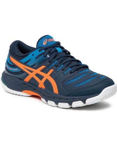 Sneakersy - niebieskie Asics