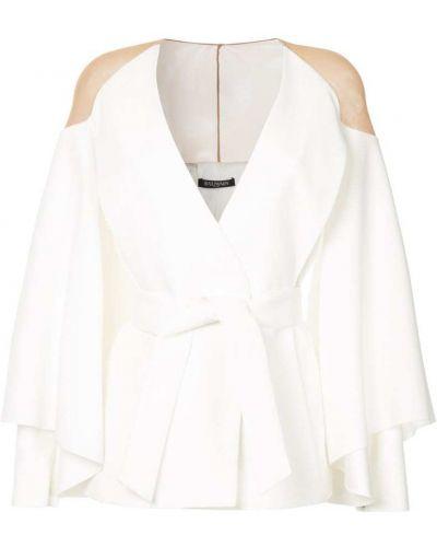 Куртка с поясом классическая Balmain
