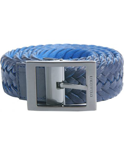 Синий ремень Lagerfeld