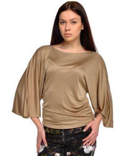 Блузка шелковая из вискозы Ralph Lauren